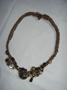 collier inspiration nature