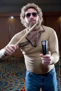 More Cowbell Costume. Looks exactly like him!