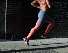 Take it with stride #humpday #hbfit #heretocreate by hannahbronfman