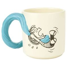 Peanuts® Linus and Snoopy Mug, 12 oz.