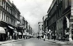 Rotterdam - (Oude ) Binnenweg, 1950