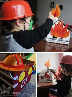 Пожарный Федя