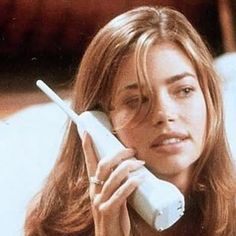 Who was your first movie crush? {Denise Richards, movie, Wild Things, 1999}