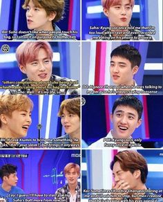 No one roasts EXO more than EXO