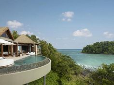 Floating House Song Saa The Ultimate Luxury Destination for Sweethearts: Song Saa Private Island