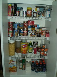 Keeping Staples In The Pantry, www.HassiesKitchenTable.com
