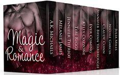 Magic & Romance Melanie James