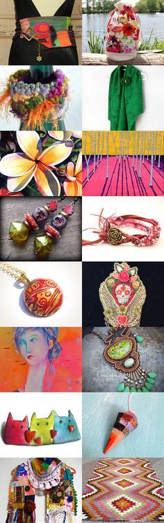 Make a statement by Julie Pauly on Etsy--Pinned+with+TreasuryPin.com