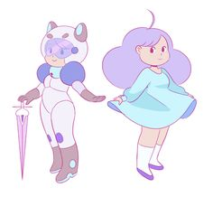 Bee from Bee and Puppycat