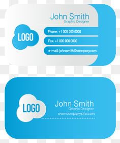 Simple business cardscreative business cardformat cardsimple fashion business cardsvector materialbluesimple business cardspersonalized business cards reheart Gallery