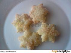 Volyňské cukroví Xmas Cookies, Oatmeal, Grains, Rice, Breakfast, Recipes, Food, Straws, The Oatmeal