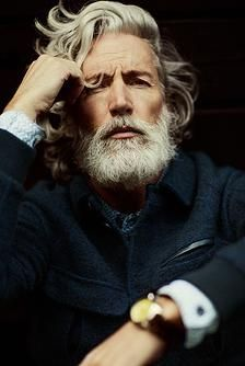 Oz stylist to the people, Men's beard, skyline downtown salon, best hairstylist in Kansas City, MO.