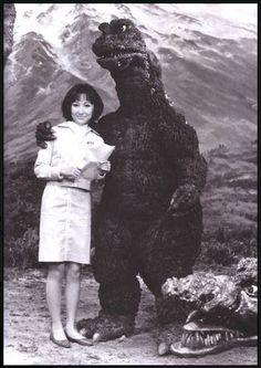 日本が生んだ世界的怪獣「ゴジラ」。ゴジラといえば、多くの人がその鋭い目や、ごつごつとした岩のような体など、少し怖いイメージを思い浮かべることだろう? だがゴジ …