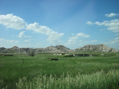 Bad Lands, South Dakota
