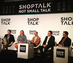Chase (Kim Fitzsimmons), Paypal (Chris Gardner), Amazon (Patrick Gauthier), and Google (Spencer Spinwell) gather to discuss Innovations in Payments, Mobile Wallets and Point of Sale. #amazon #chase #paypal #google #shoptalk16 #24notion @chase @paypal @amazon
