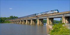 Auto Train Transports You and Your Car - Lorton, VA - Sanford, FL   Amtrak  ???Say What???