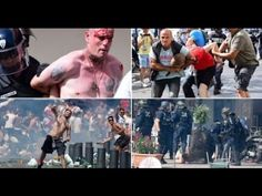 Euro 2016 turned bloody in Marseille, France