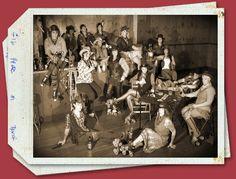 The Pistol Whippers - Detroit Derby Girls