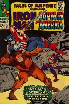 Diversions of the Groovy Kind: The Grooviest Covers of All Time: Some Marvel-ous Gil Kane Covers  Auction your comics on http://www.comicbazaar.co.uk