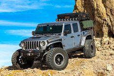 Jeep Gear, Jeep Jl, Jeep Truck, Jeep Gladiator, Cool Jeeps, Cool Trucks, Badass Jeep, Dream Garage, Camping Gear