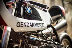 habermannandsons:  R90 Interceptor by Radical Ducati and Max Boxer A tribute to the Joe Bar team BMW Interceptor    -Modified BMW R80 ST ...