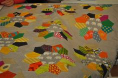 Modern Baby Quilt with Malka Dubrawsky as seen on Quilting Arts TV episode 706 - Quilting Daily