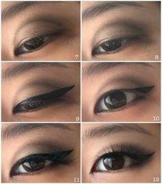 0 maquillage yeux brides apprendre a maquiller des yeux asiatique idee tuto