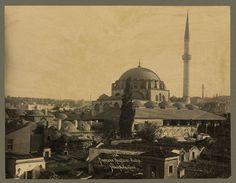 Rüstem Paşa Camii Sébah & Joaillier 1888-1910 LOC Arşivi