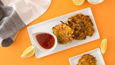 Sweetcorn Fritters Can Be Weight Watchers) Recipe - Genius Kitchen