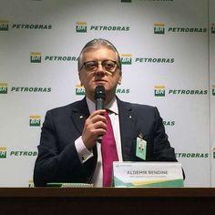 PF prende ex-presidente da Petrobras Aldemir Bendine