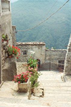 Montalbano Elicona, Sicilia, Italia