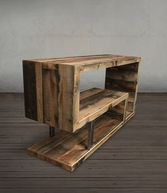 Modern Media Console/Television Stand
