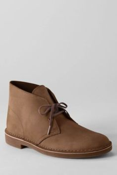Men's Clarks Bushacre 2 Chukka Boots from Lands' End