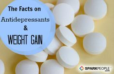 Do Antidepressants Cause Weight Gain?