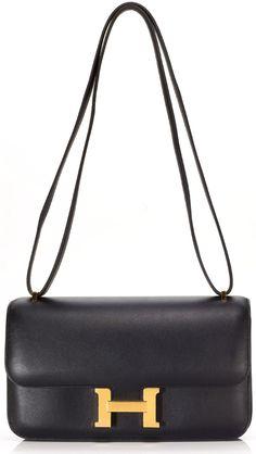 HERMES Shoulder Hobo Bag MASSAI 33 PM in BOX Taurillon Clemence ...