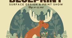 BLUE PRINT 2019 - green hound press Freelance Designer, Surface Design, Print Patterns, Palette, Graphic Design, Colour, Illustration, Green, Inspiration