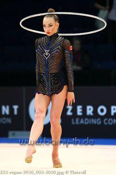 Patricia Bezzoubenko (Canada), World Cup (Espoo) 2016