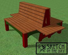 Party Bench