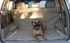 Deluxe padded and quilted SUV cargo liner.  Great cargo liner for your pet and for gardeners, skiers, snowboard folks, surfers, kids with sports gear and all that camping gear.