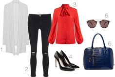 Style Guide: Bringing Out The Vixen In You With Red – Mel Boteri
