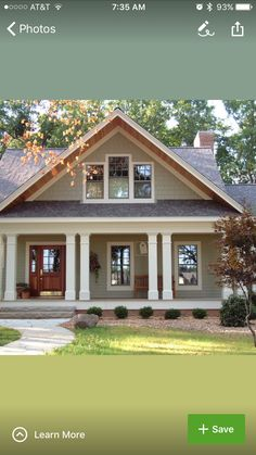 60 Rustic Farmhouse Exterior Decor Ideas - Page 43 of 55 - Abidah Decor Craftsman Exterior Colors, Cottage Exterior Colors, Modern Farmhouse Exterior, Craftsman Style Homes, Craftsman Bungalows, Craftsman House Plans, Farmhouse Plans, Rustic Farmhouse, Exterior Design