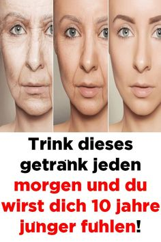 Drink this drink every morning and you will feel 10 years younger - GESUNDHEIT - Hautpflege Beauty Makeup Tips, Beauty Hacks, Health And Wellness, Health Tips, Afro Hair Care, Magic Herbs, Keto Diet For Beginners, Blog Love, Blush Makeup