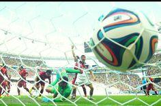 HT Muller. GER 4:0 POR. FIFA WC 2014