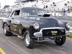 Gasser Car   This Page Dedicated to Chevy & other GM Gassers