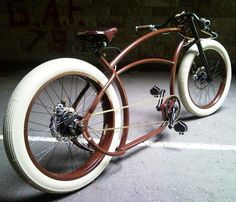 Sweet bike. I want one in flat black with red rims