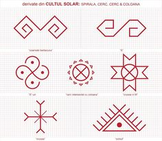 Semne Cusute : CU ROST si FARA ROST. Symbols in Romanian embroidery Folk Embroidery, Embroidery Patterns, Cross Stitch Patterns, Floral Embroidery, Old Symbols, Ancient Symbols, Henna, Doodle Sketch, Symbolic Tattoos