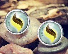 Pidgeotite Mega Evolution Stone Pokemon earrings Pokemon | Etsy Pokemon Earrings, Strongest Pokemon, Mega Evolution, Glass Domes, Ball Chain, Stone Pendants, Stud Earrings, Handmade, Etsy