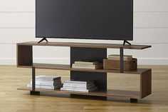 Add Style (and Storage) to Your Boring Pad with these Media Stands