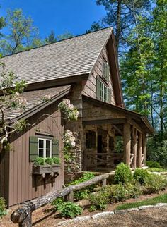 Lonesome Valley Mountain Home | Cashiers, NC