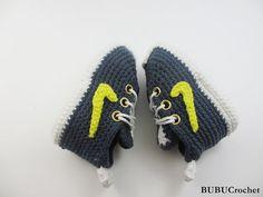 Nike crochet sneakers - boys